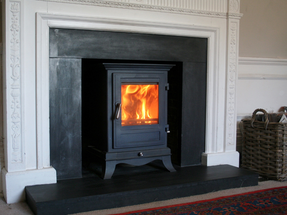 Brazilian Slate Hearth