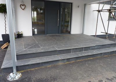 Dark Grey Slate Tiles for Outside